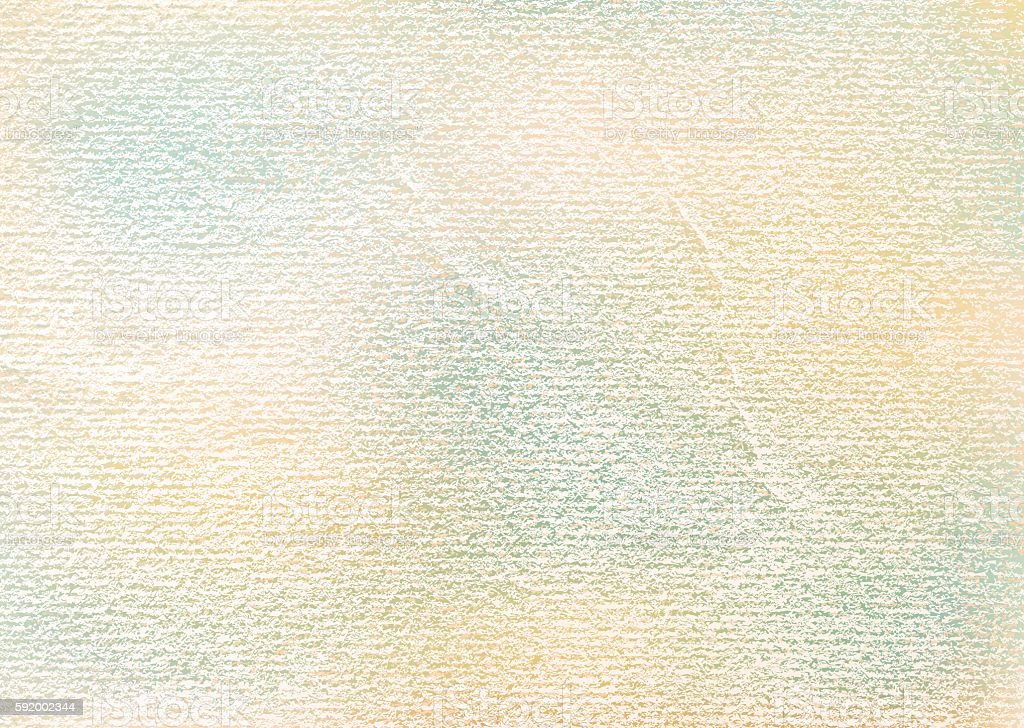 Watercolor paper vintage texture with scratches vector art illustration