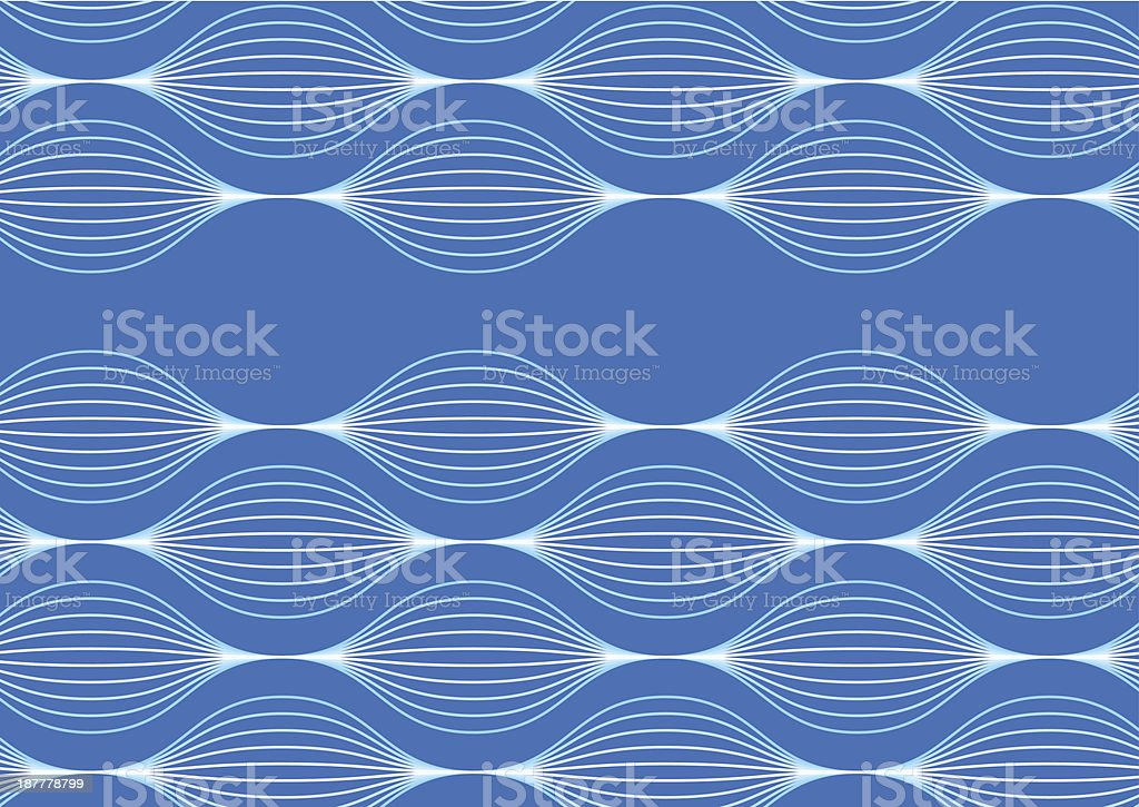 wave pattern royalty-free stock vector art