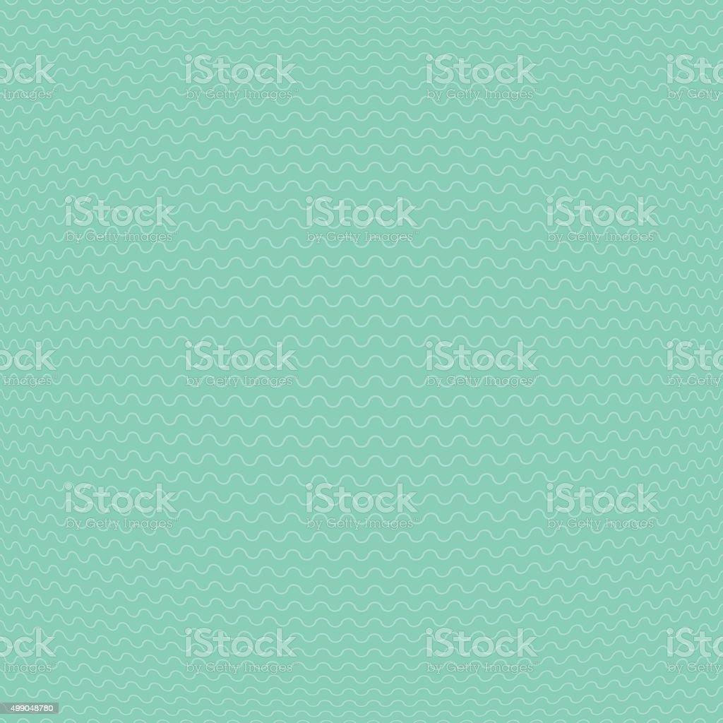 Waves seamless textile surface wallpaper seamless pattern. vector art illustration