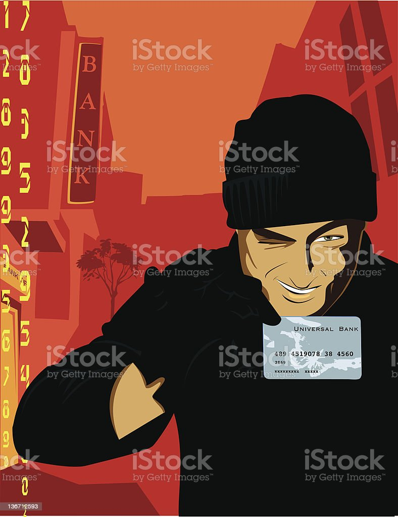 We Get your Number royalty-free stock vector art