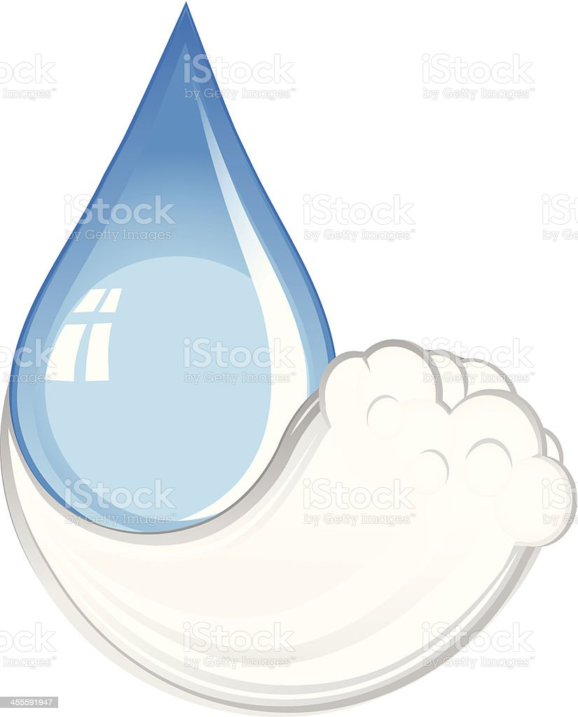 Weather Icon royalty-free stock vector art