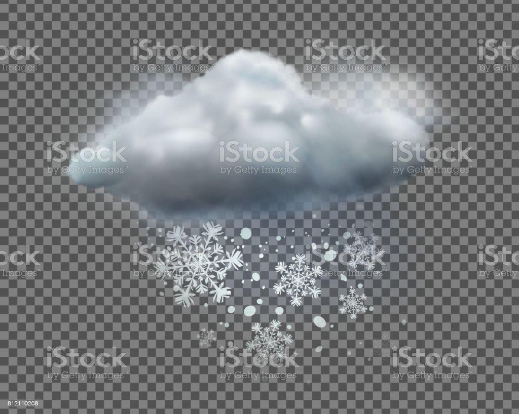 weather icon vector art illustration