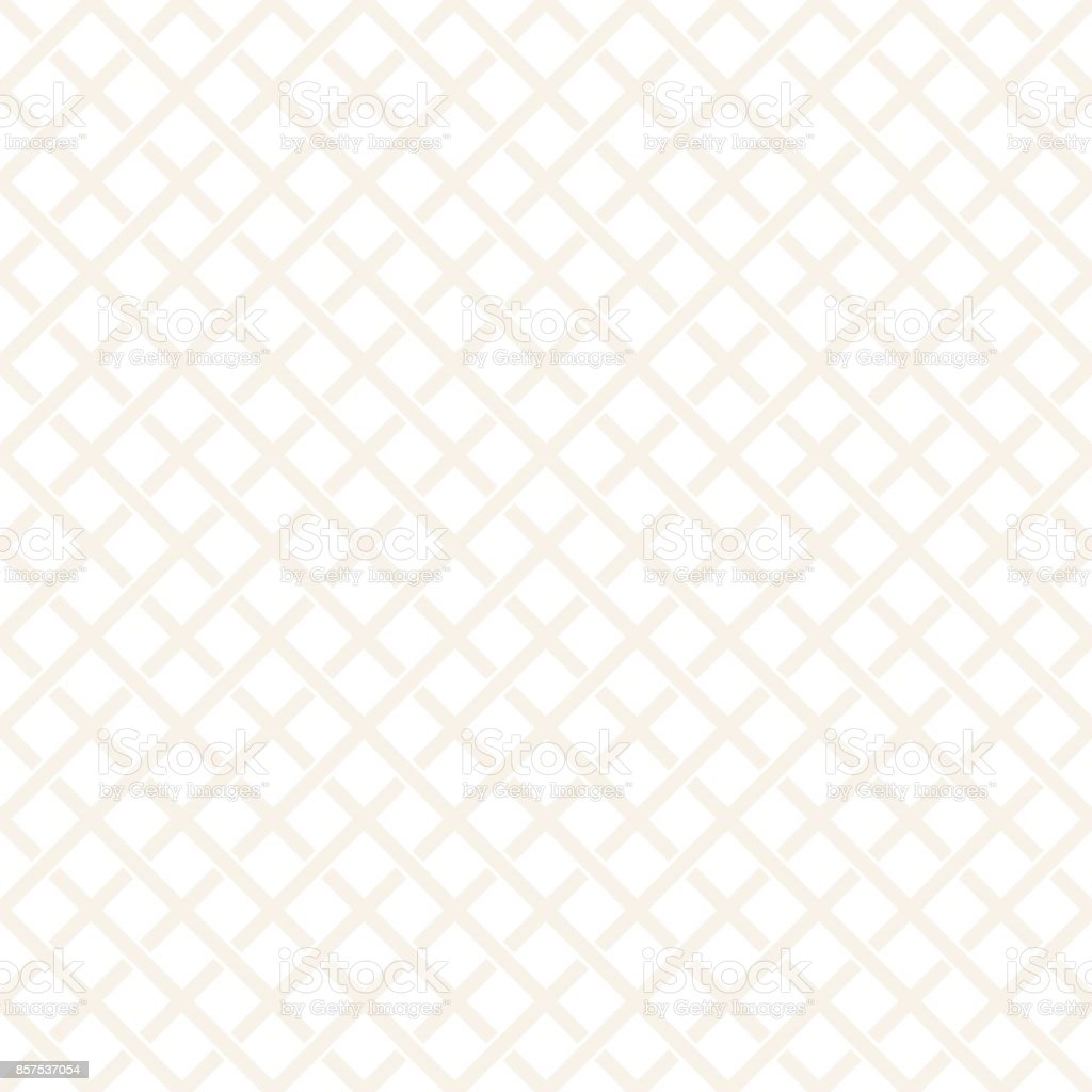 Weave Seamless Pattern Stylish Repeating Texture Black And White ...