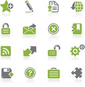 Web Icons // Natura Series