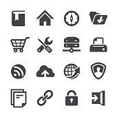 Web Site Icons - Acme Series