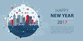 Webinar New Year Ball Banner