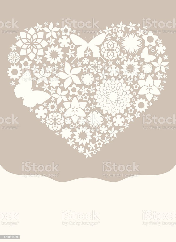 Wedding. Background royalty-free stock vector art