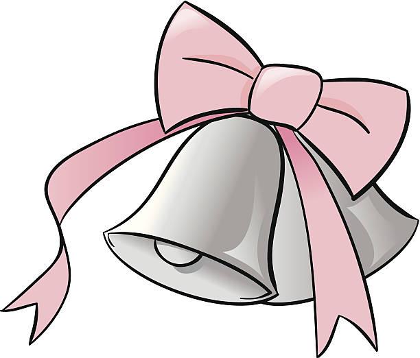 Wedding Bells Clip Art, Vector Images & Illustrations