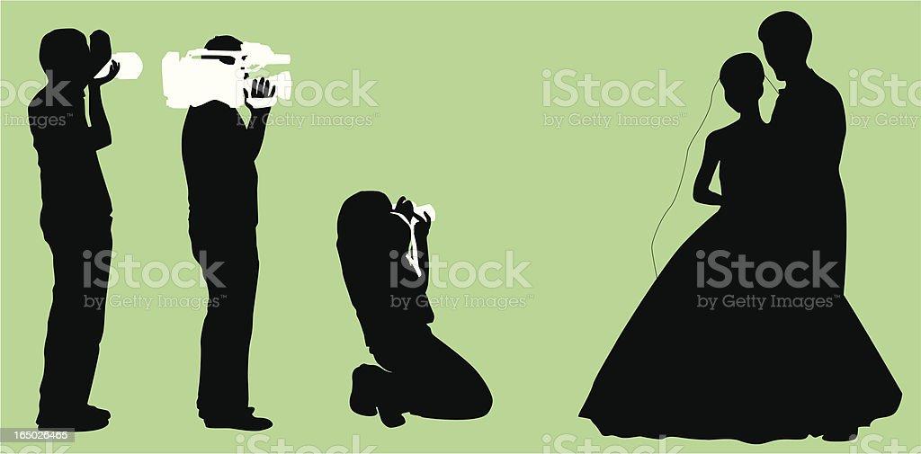 Wedding Business ( Vector ) royalty-free stock vector art