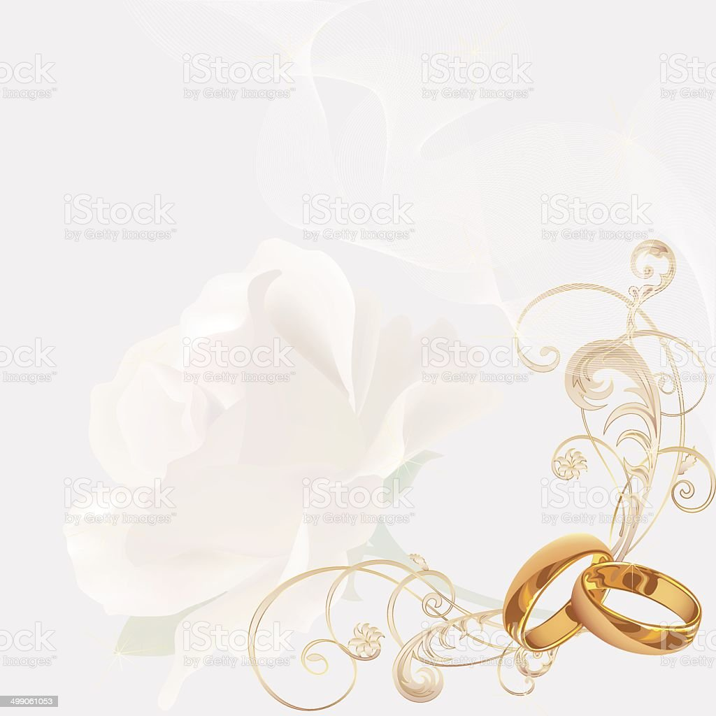 wedding invitation background stock vector art istock wedding