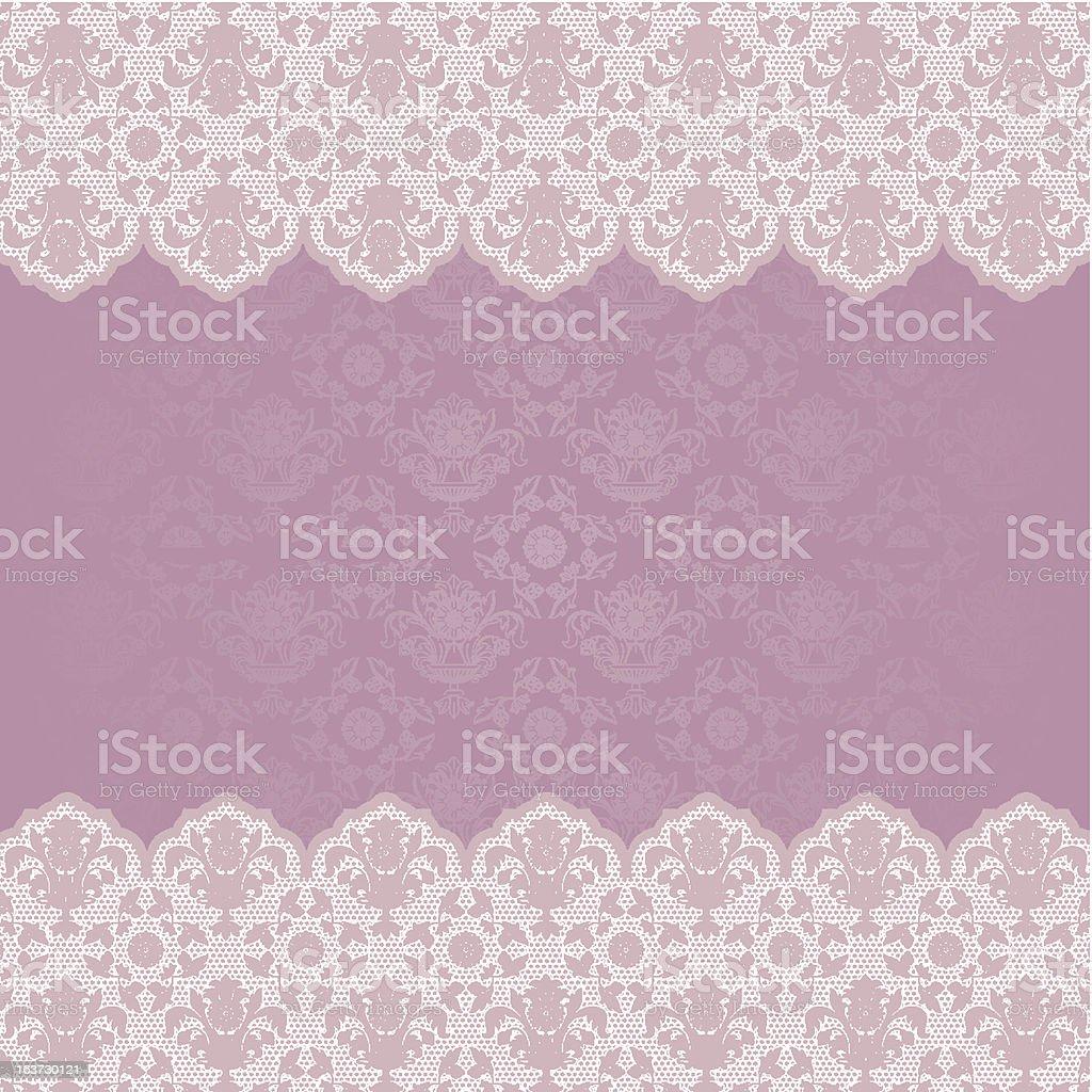Приглашение на свадьбу, украшение цветами векторная иллюстрация