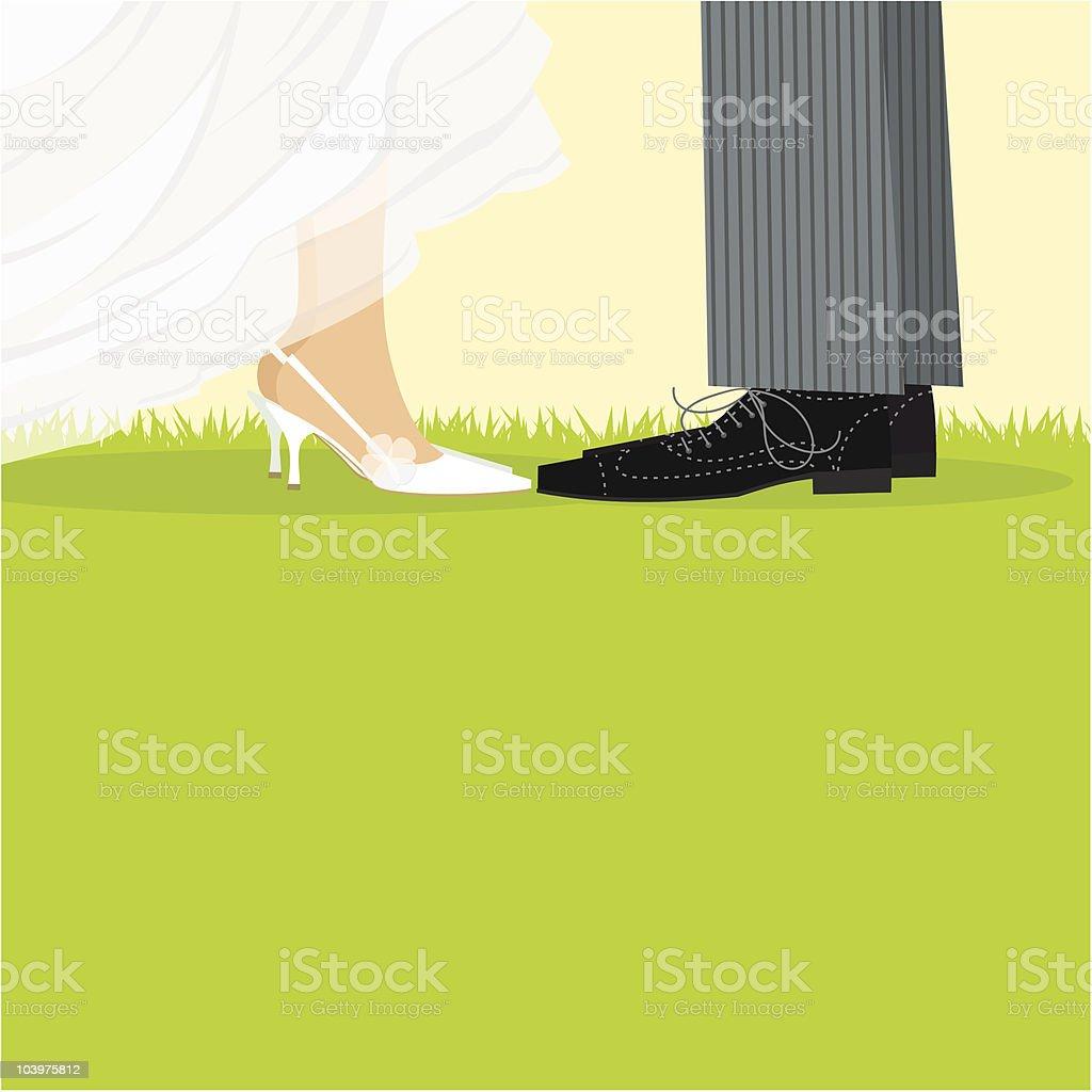 Wedding royalty-free stock vector art