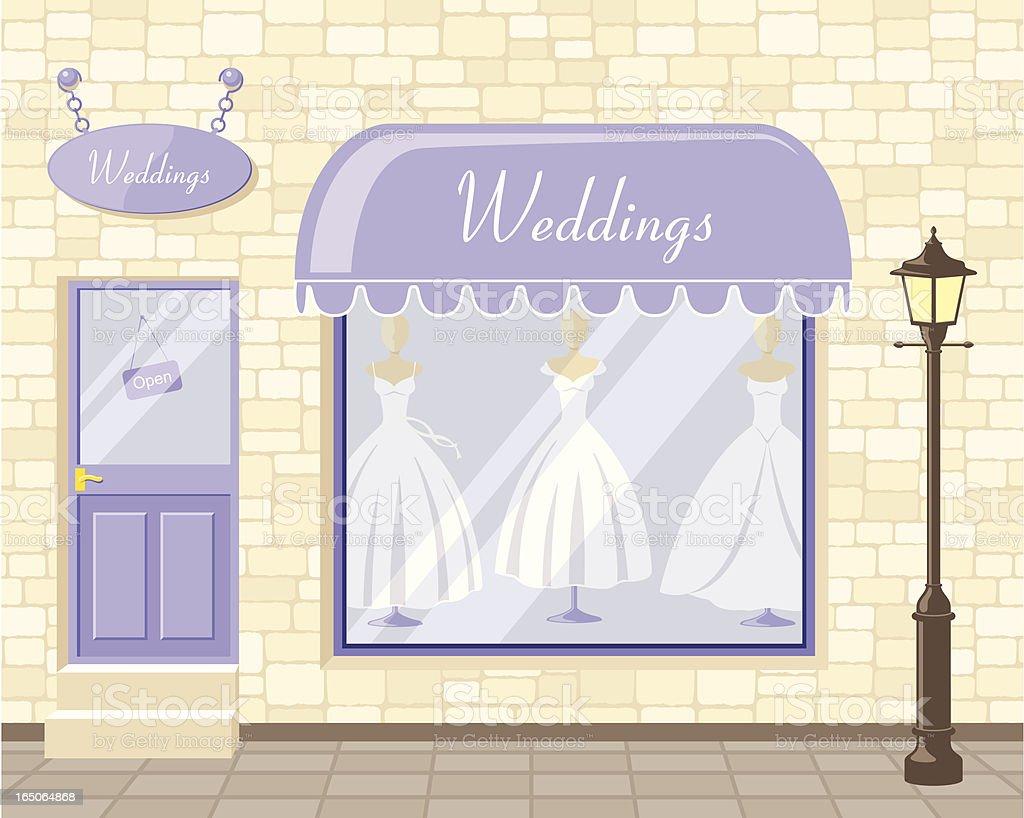 Wedding Window - incl. jpeg vector art illustration