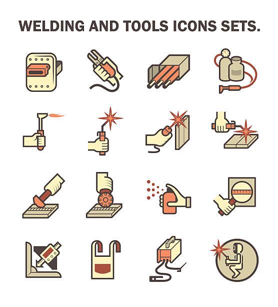 Welding torch clip art vector images illustrations istock