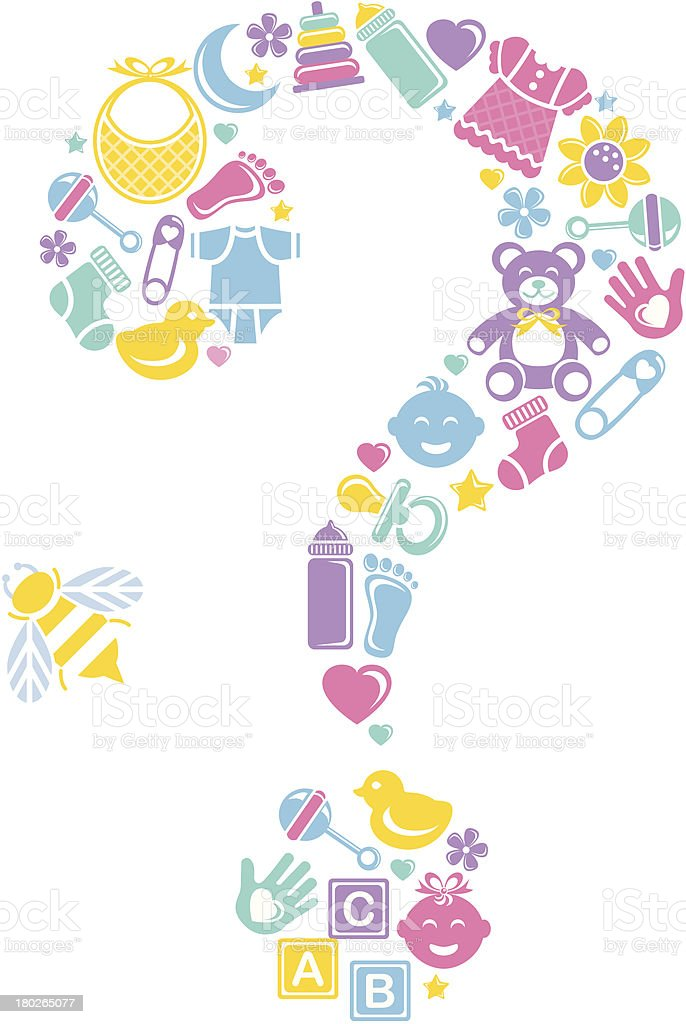What Will it Bee? royalty-free stock vector art