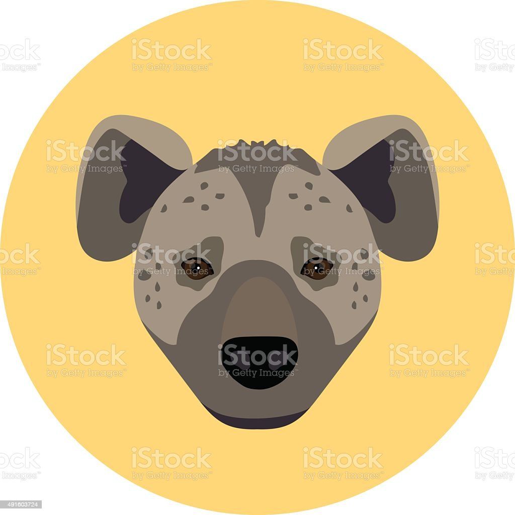 Whippet Dog vector art illustration