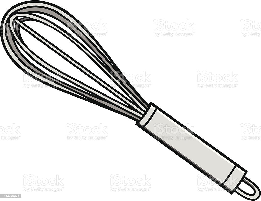 Whisk stock vector art 482255201 | iStock