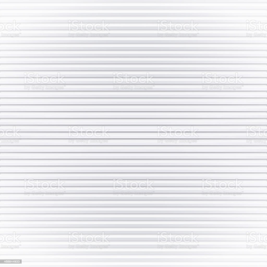 White background with horizontal stripes vector art illustration