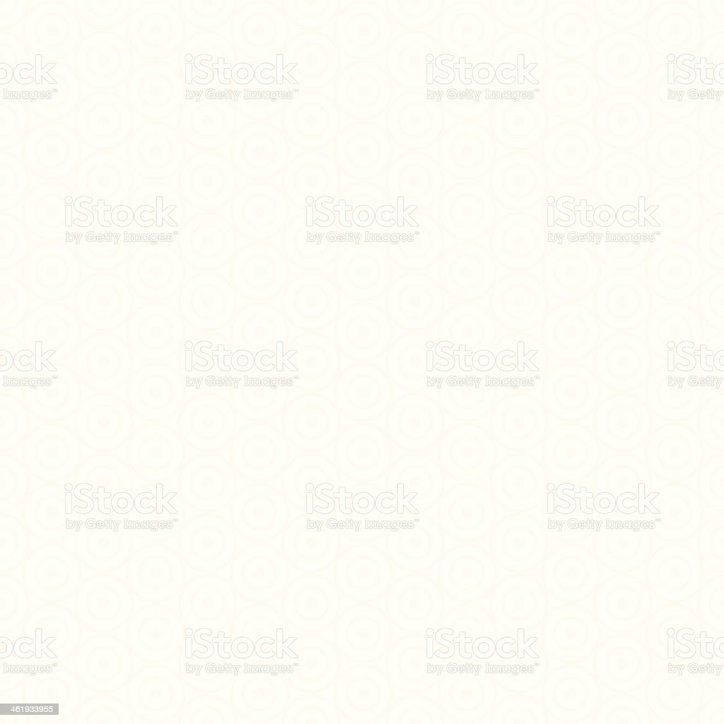 White circle texture seamless vector background royalty-free stock vector art