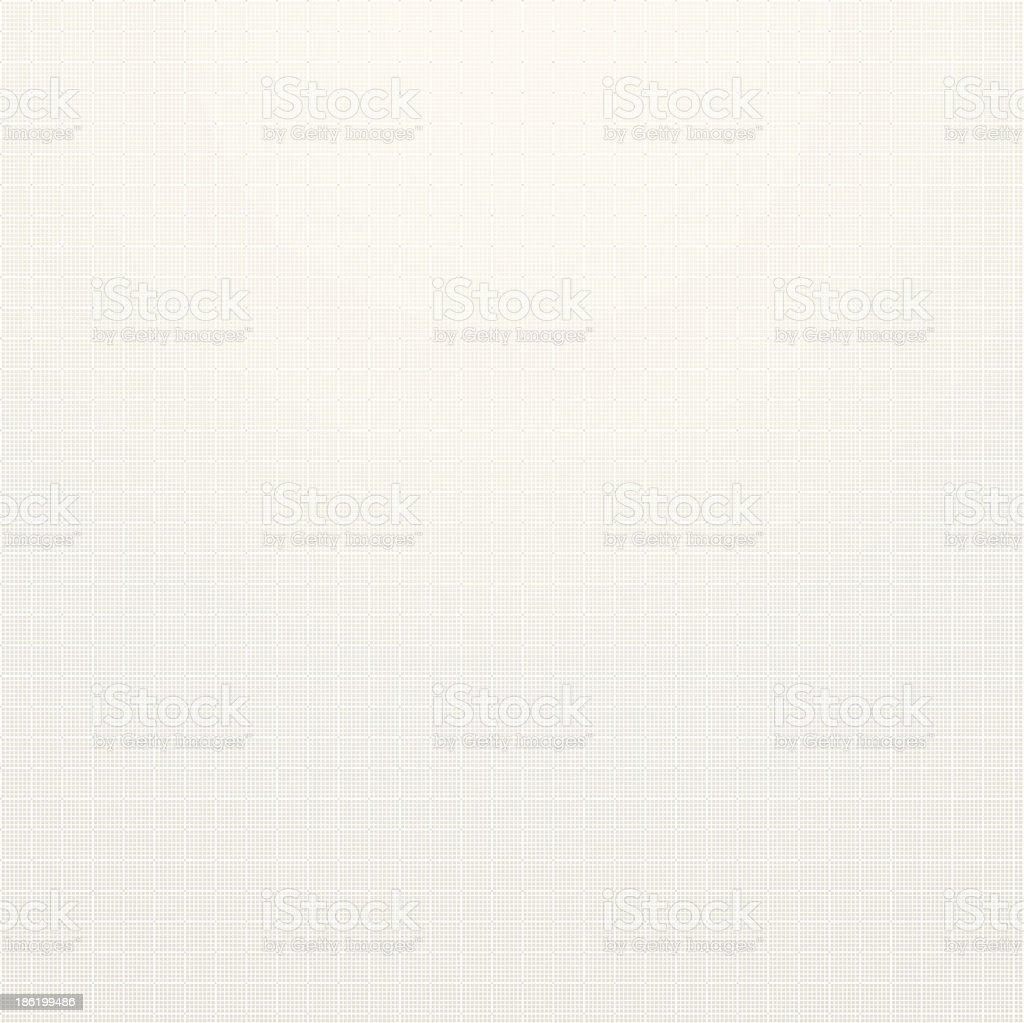 White Graph paper background vector art illustration