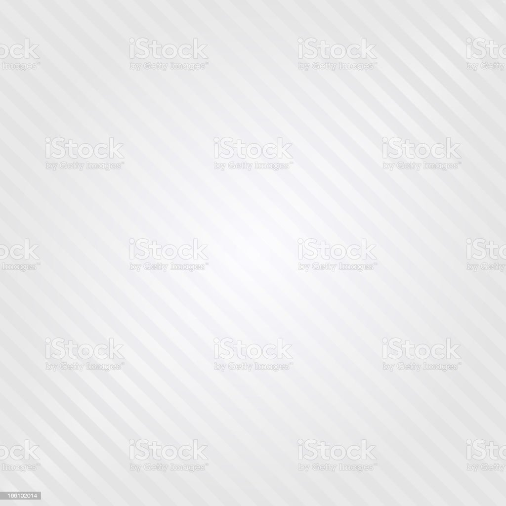 White paper with stripes vector art illustration