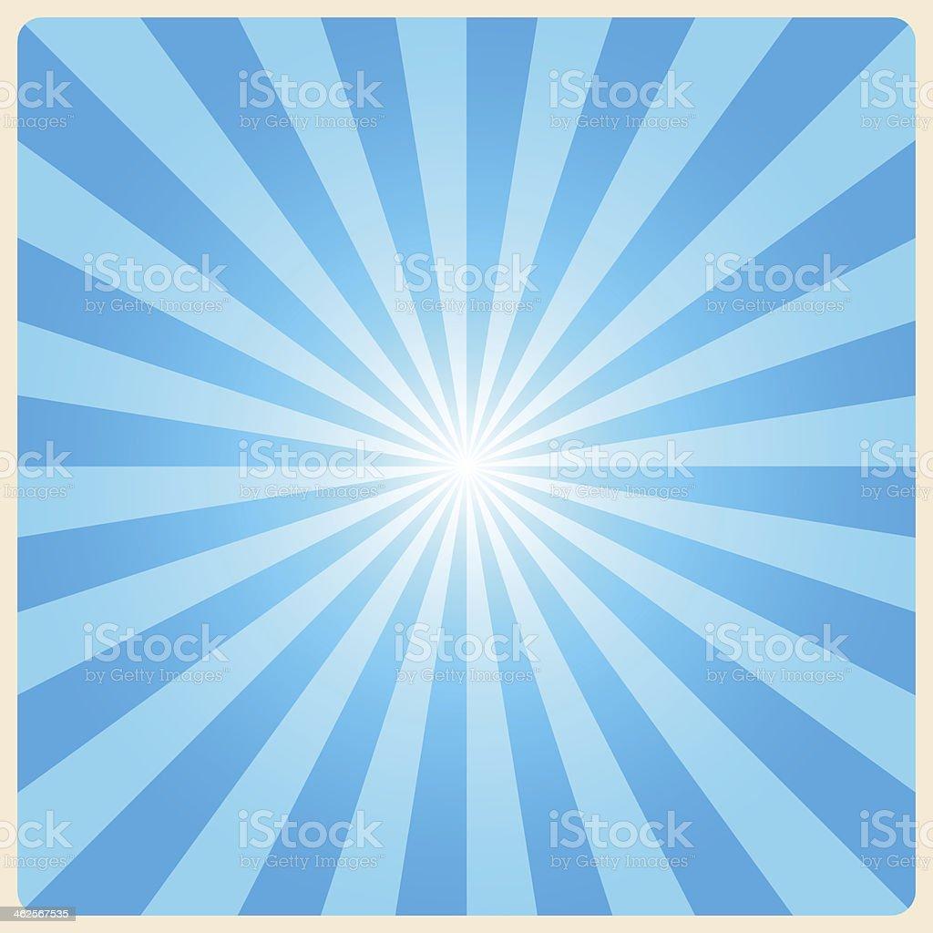 white rays background vector art illustration