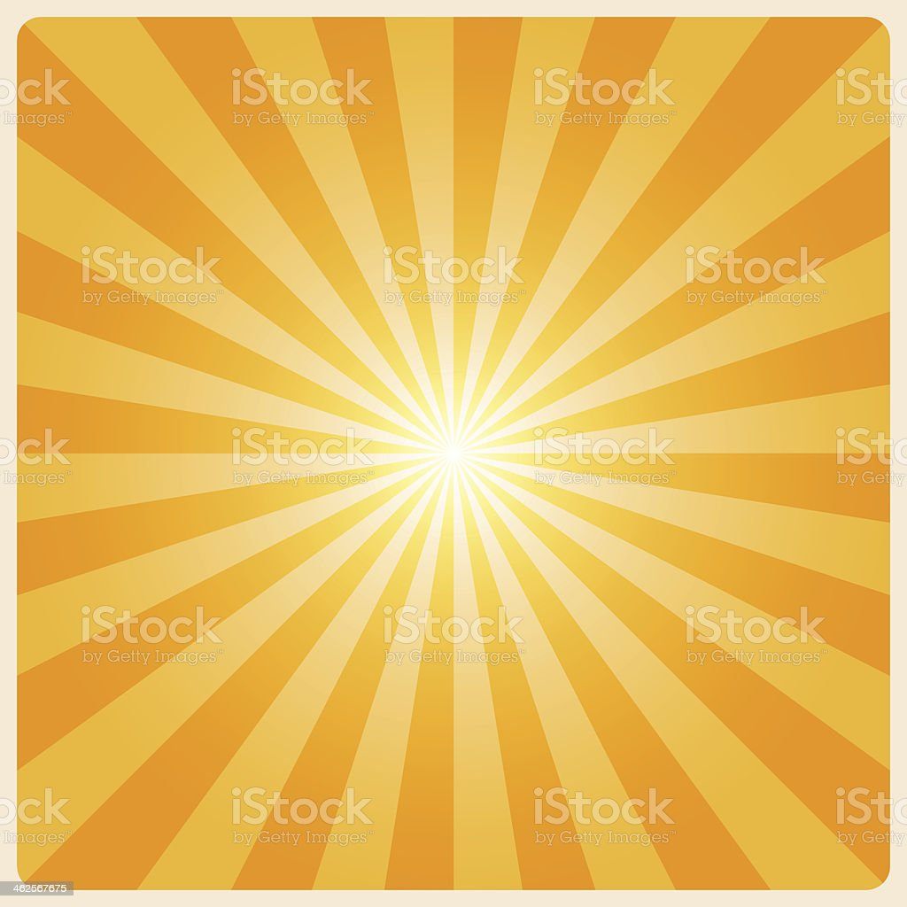 white rays background vector art illustration