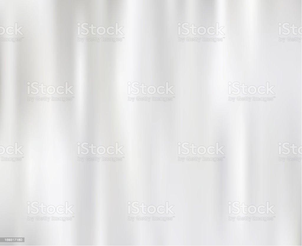 White silk backgrounds vector art illustration