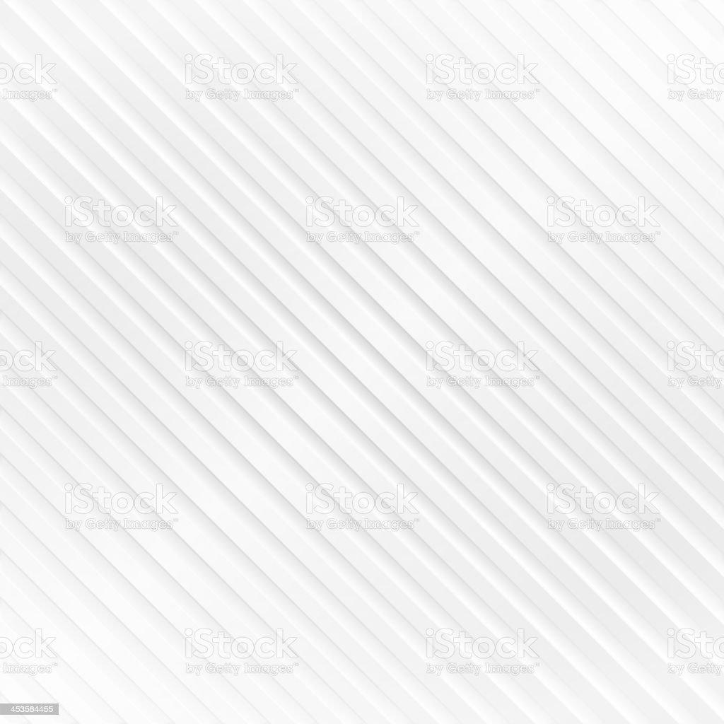 White Striped Background vector art illustration