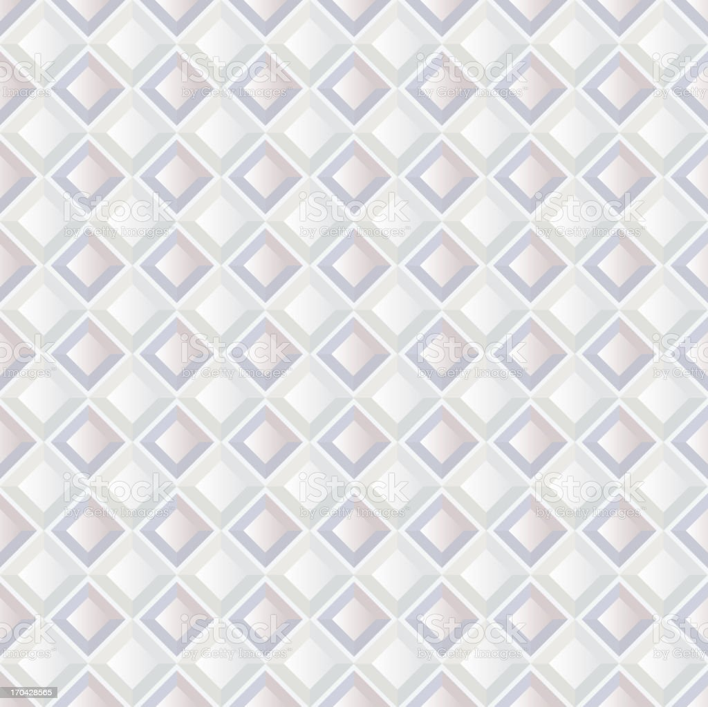 White tiled seamless texture royalty-free stock vector art