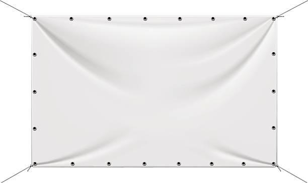 Vinyl Banner Clip Art Vector Images  Illustrations IStock - Blank vinyl banners