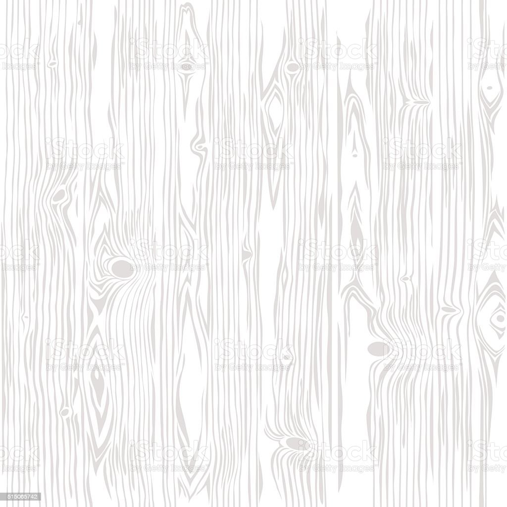 White Wooden Seamless Background Vertical vector art illustration