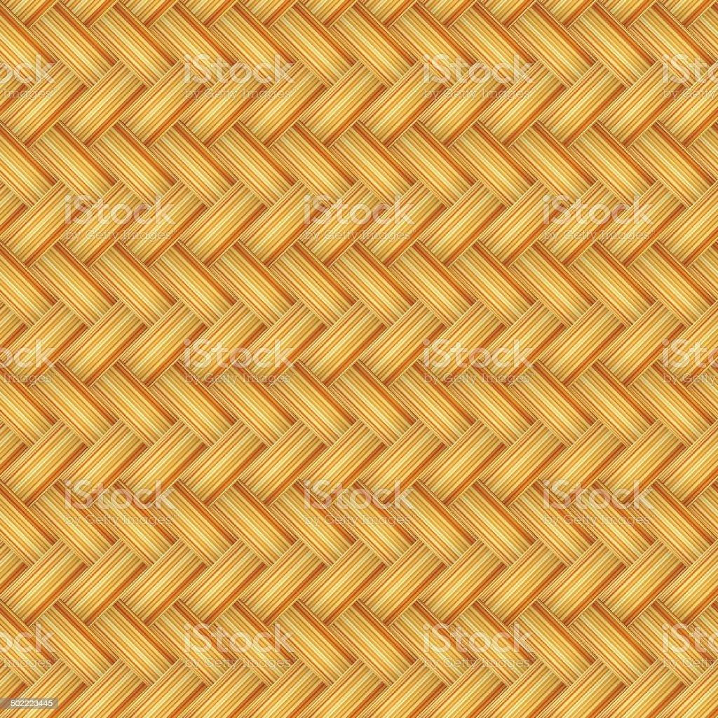 Wicker texture royalty-free stock vector art