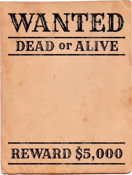 wild west wanted background - photo #7