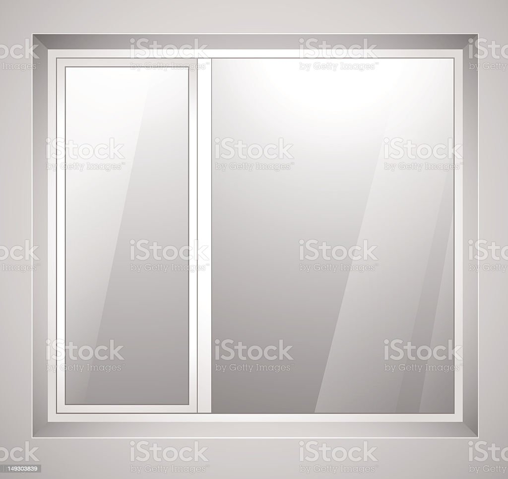 Window royalty-free stock vector art
