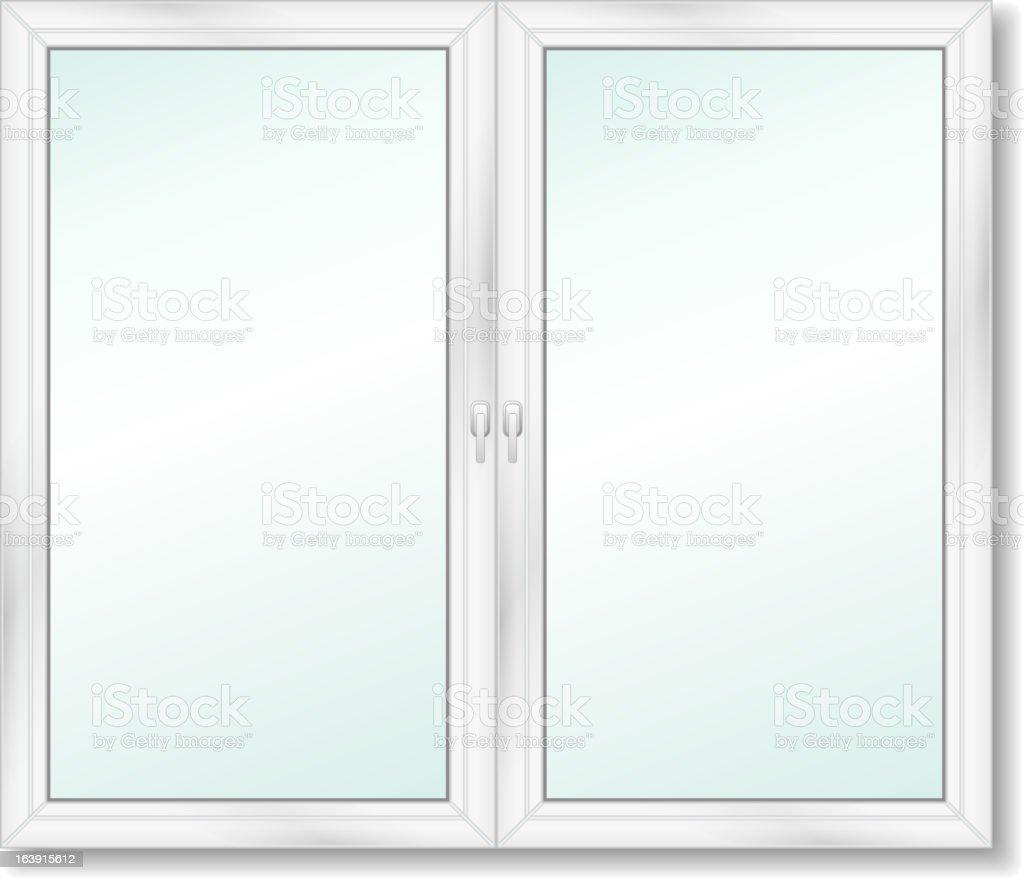 Windows royalty-free stock vector art