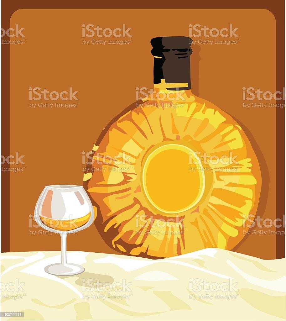 wine royalty-free stock vector art
