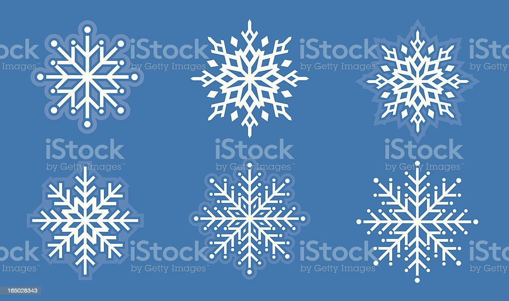 Winter Bliss royalty-free stock vector art