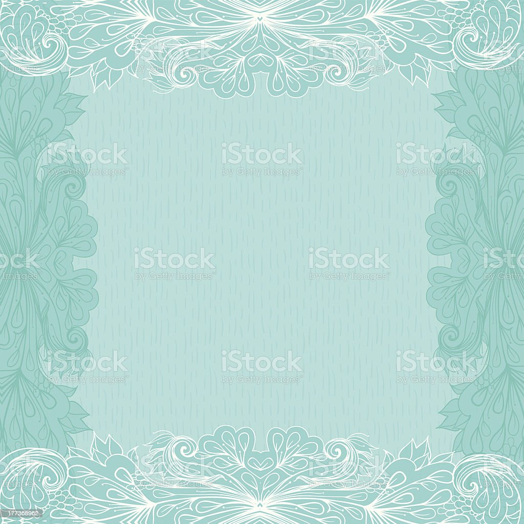 Winter comes royalty-free stock vector art