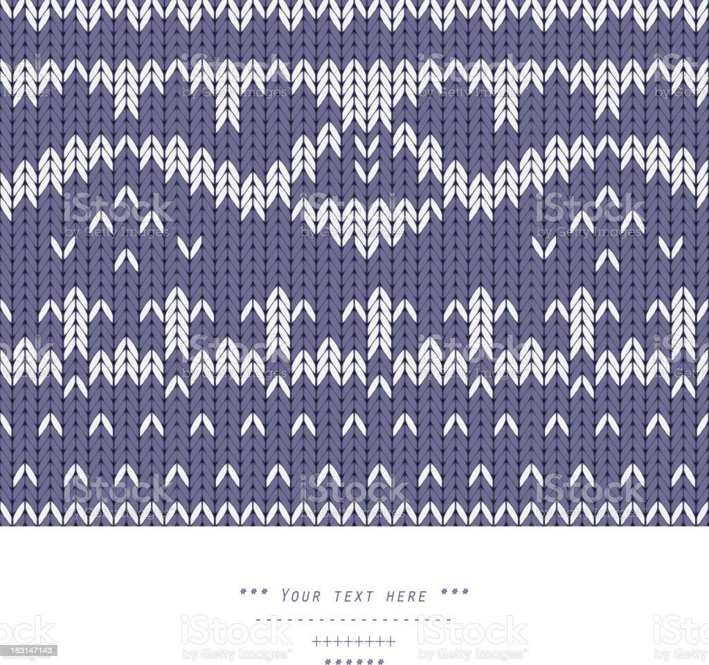 Winter decor royalty-free stock vector art