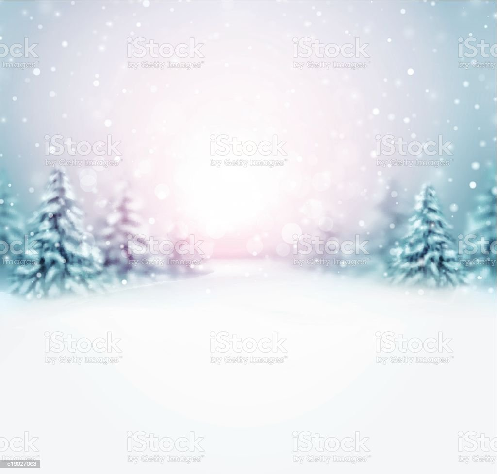 Winter is Coming vector art illustration