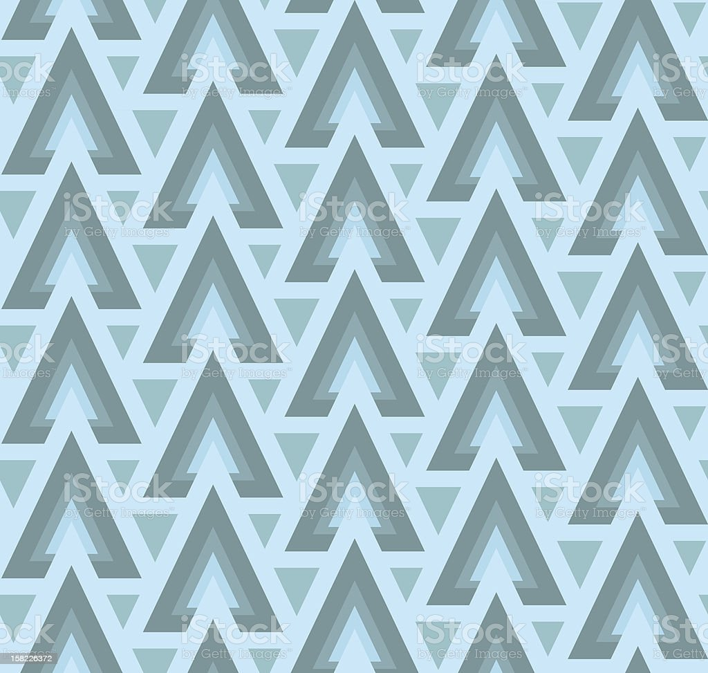 winter modern geometric seamless pattern ornament background royalty-free stock vector art