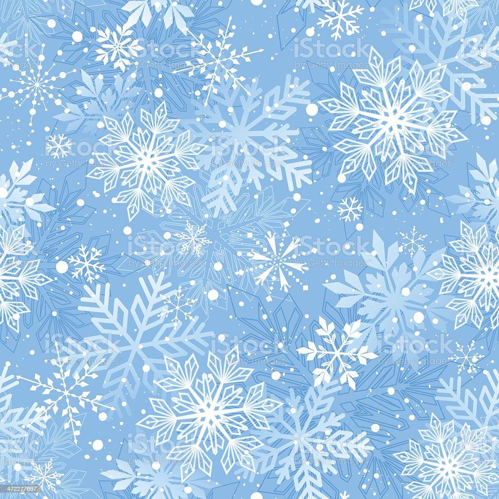 Winter Pattern royalty-free stock vector art