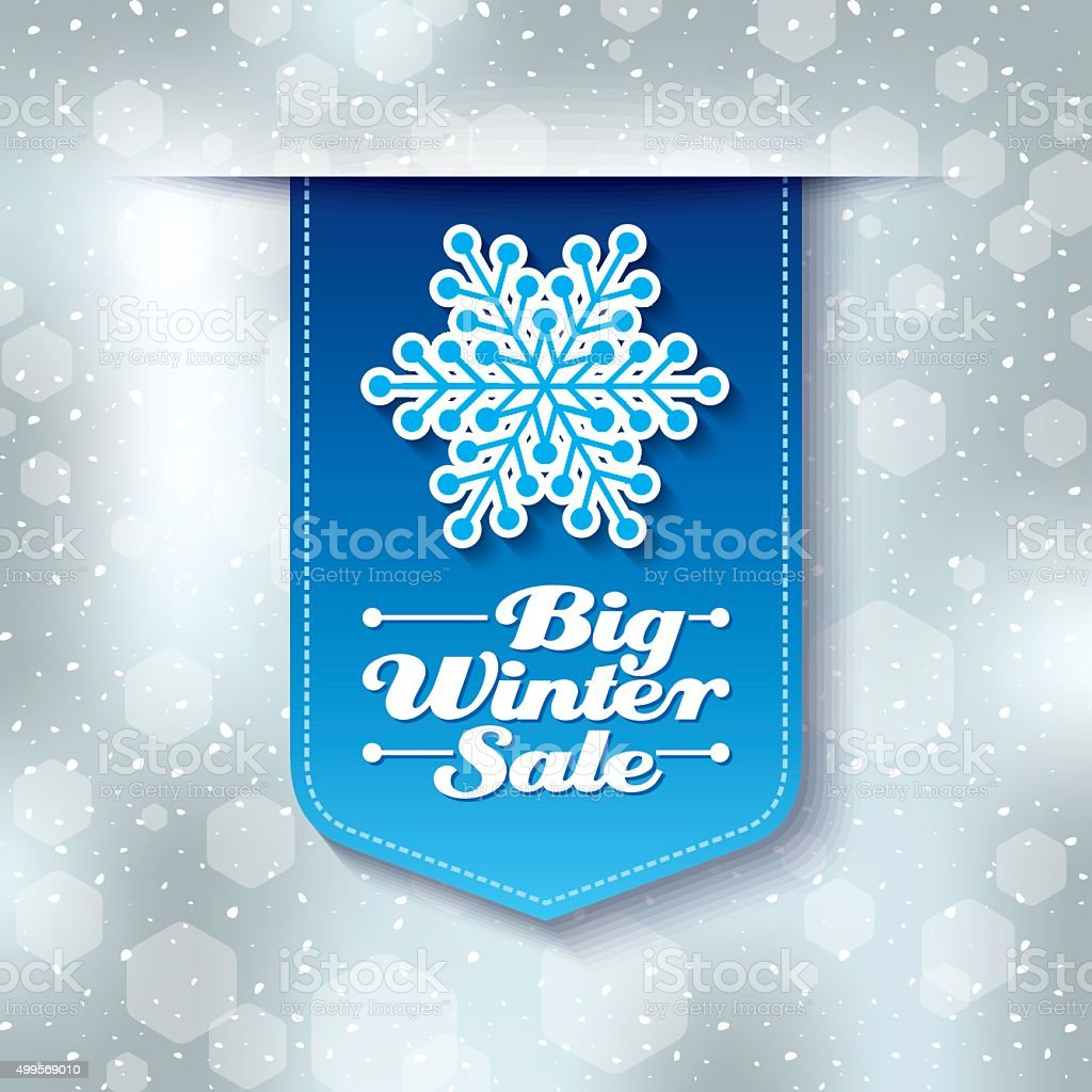 Poster design business - Winter Sale Poster Design Template Creative Business Promotional Vector Royalty Free Stock Vector Art