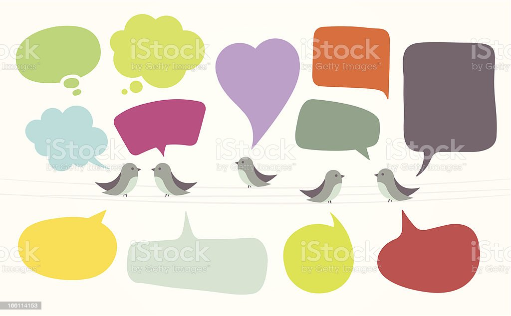 Wire royalty-free stock vector art
