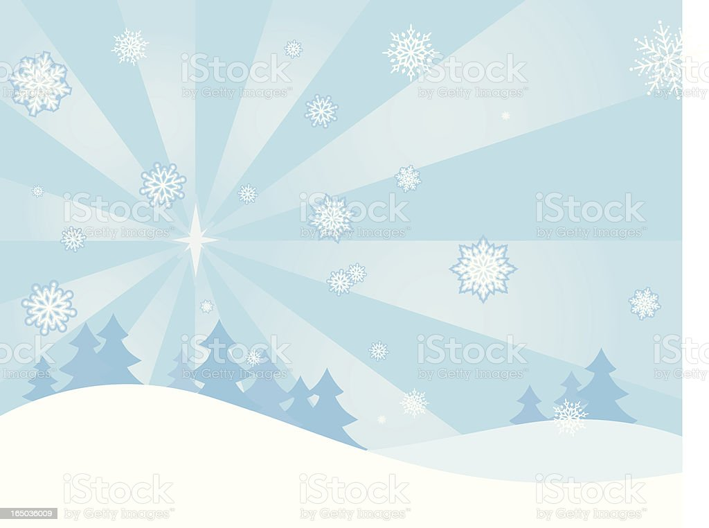 Wish Upon A Star royalty-free stock vector art