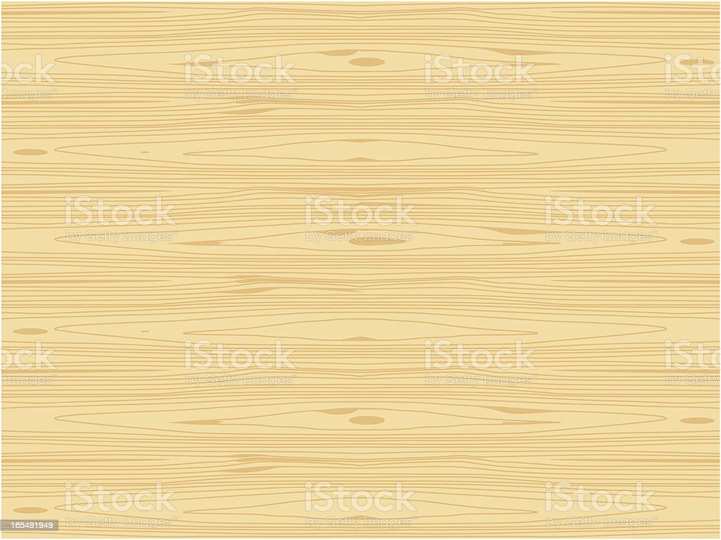Wood background - VECTOR royalty-free stock vector art