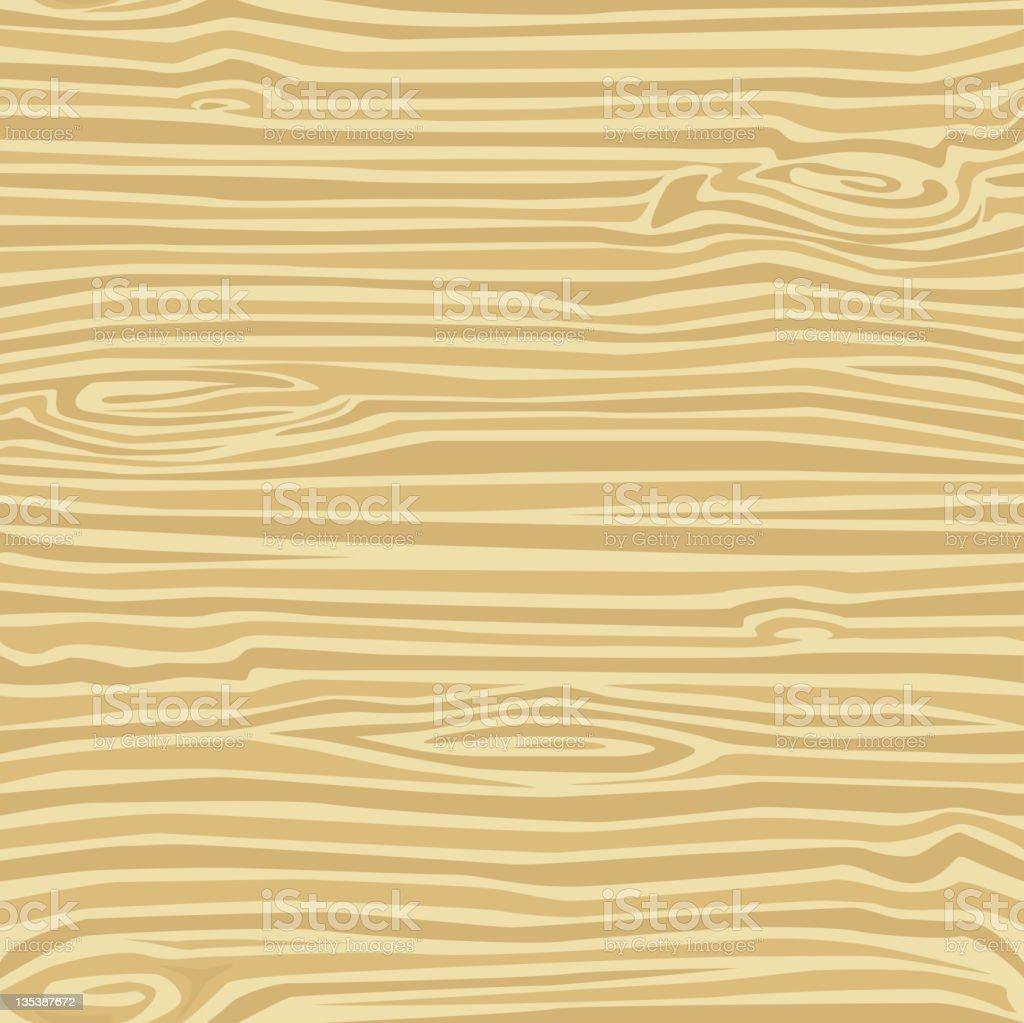 Wood Grain, Light, Horizontal and Vertical Seamless Pattern royalty-free stock vector art