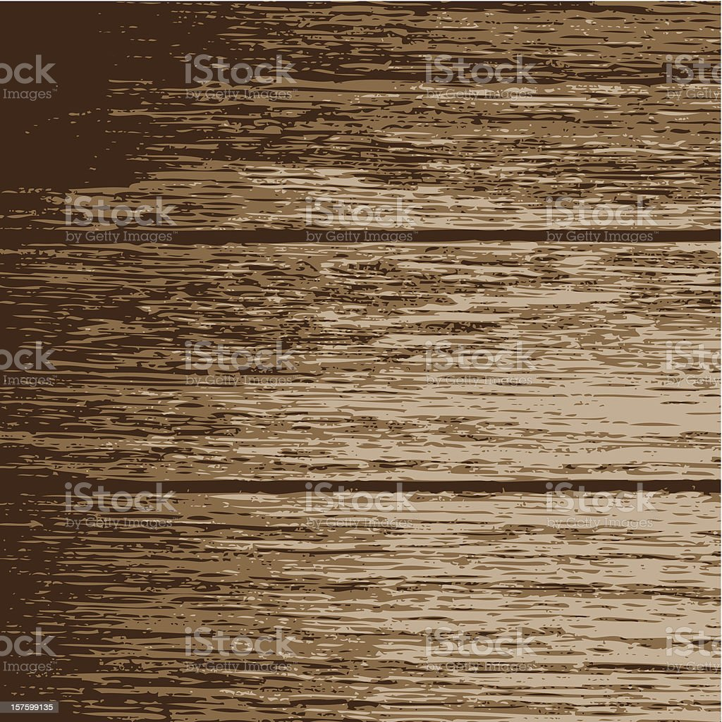 Wood Grain Texture Background royalty-free stock vector art