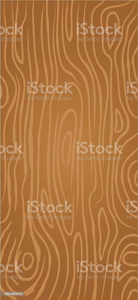 wood pannel vector art illustration
